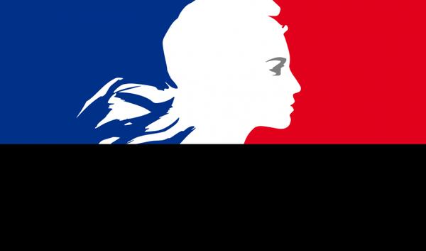 Logotype de la République française