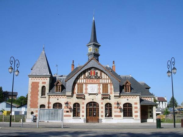 Gare de Senlis