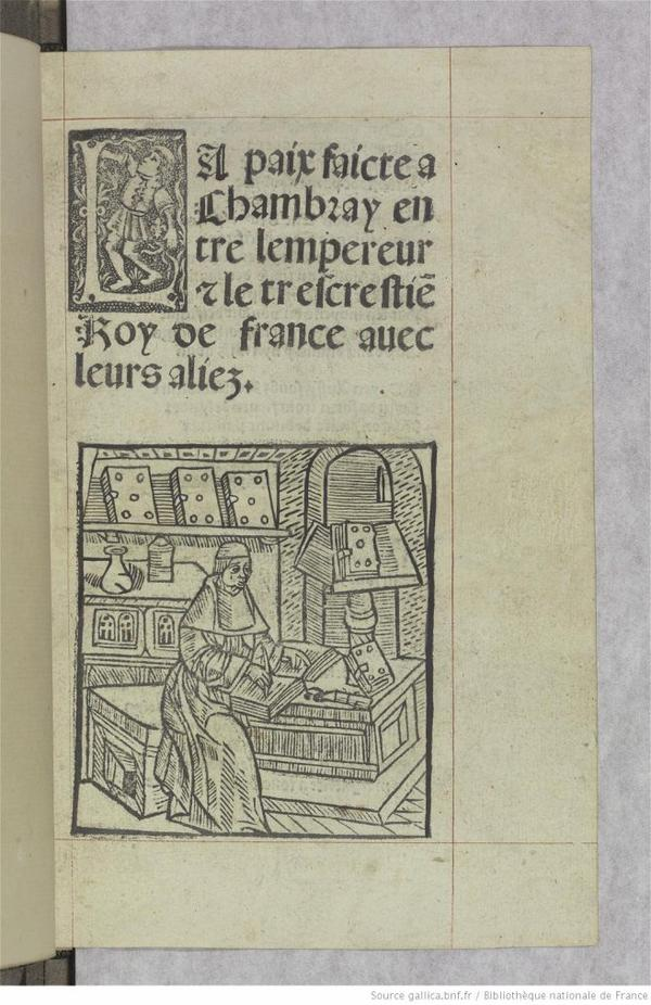 Événements en 1508