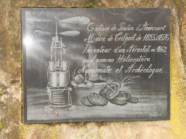 Gustave Ponton d'Amécourt