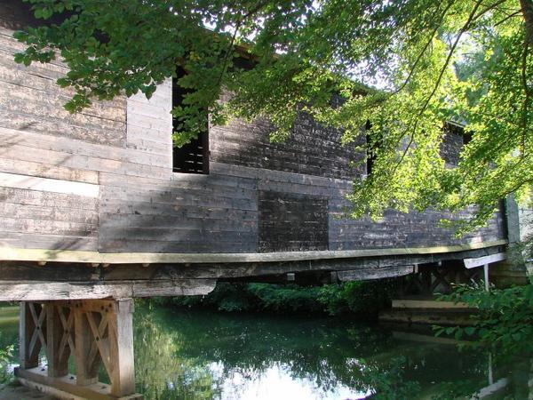 Pont couvert du Pont-Chrétien-Chabenet