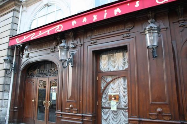 Tables et hôtels de France _ _ Maxim's