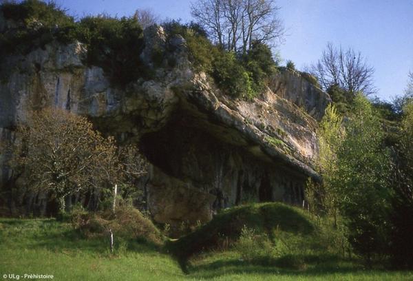 Grotte de la Colombière