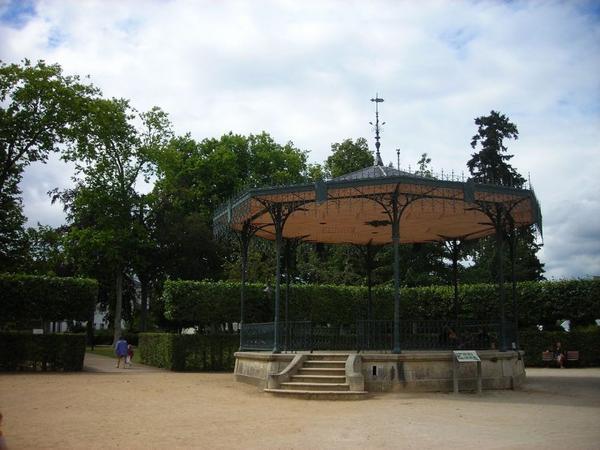 Parc des Promenades, Alençon