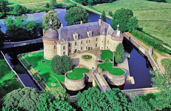 Château de Saint-Germain-Beaupré
