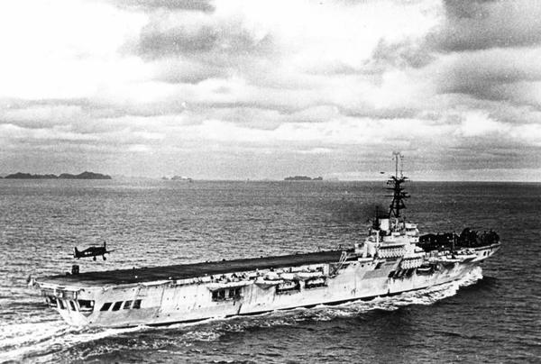 Arromanches (porte-avions)