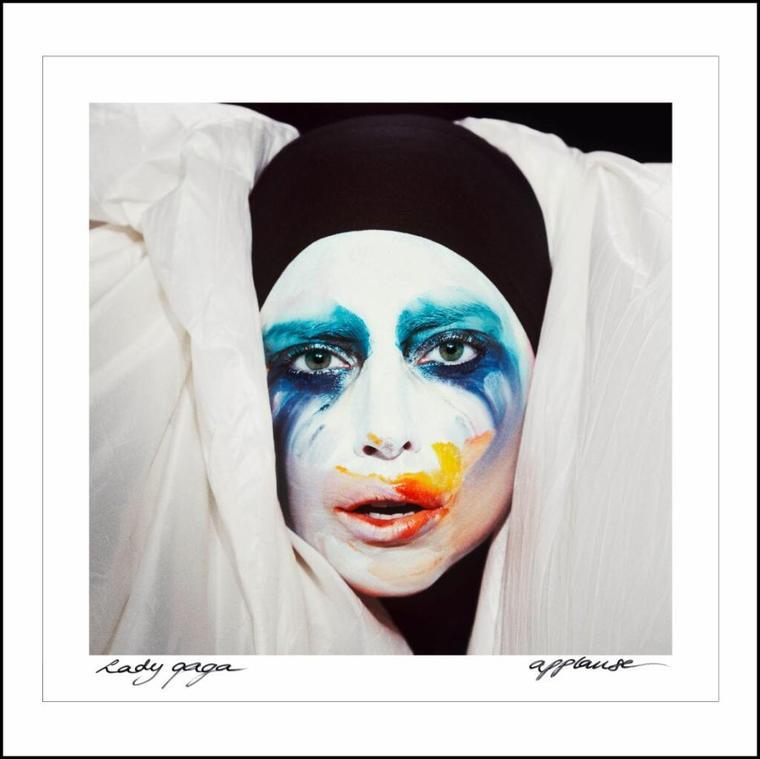 ARTPOP / Lady Gaga - Applause (2013)
