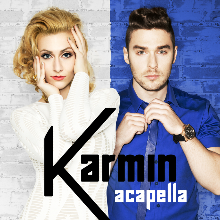 Karmin - Acapella (2013)