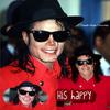 Michael ! His Happy