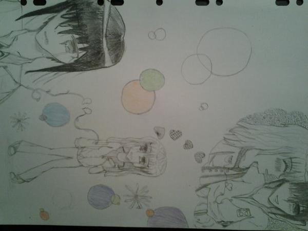 Premier dessin que je publie!
