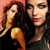 Kate Beckinsale VS Amy Lee