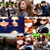 Dimanche 27 Juin : Demi et We The Kings ont performé au Warped Tour  au park Seaside à Ventura.