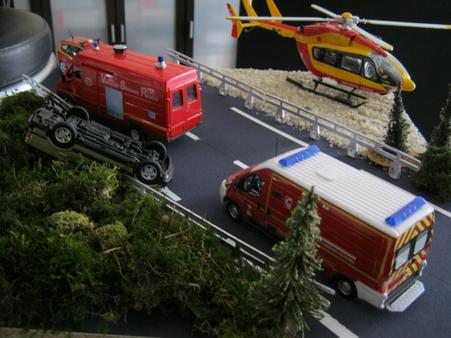 Nouveau diorama AVP