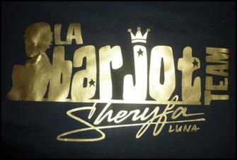 Joyeux anniversaire Sheryfa !!!