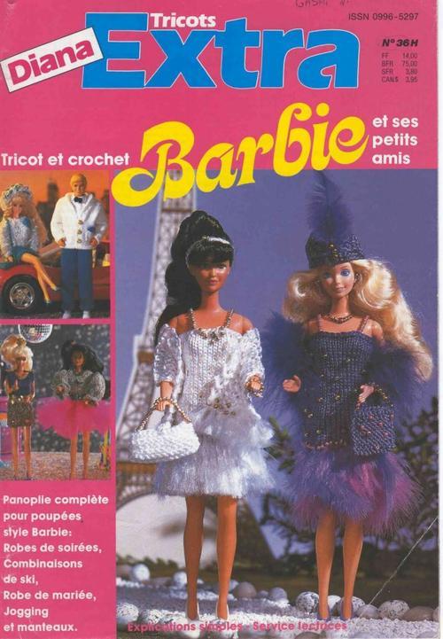 Pour celles et ceux qui aiment habiller leurs poupées mannequins !!!