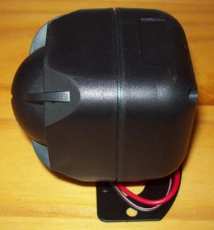articles de accessoires custom tagg s sirene de police us accessoires et pices harley chez. Black Bedroom Furniture Sets. Home Design Ideas