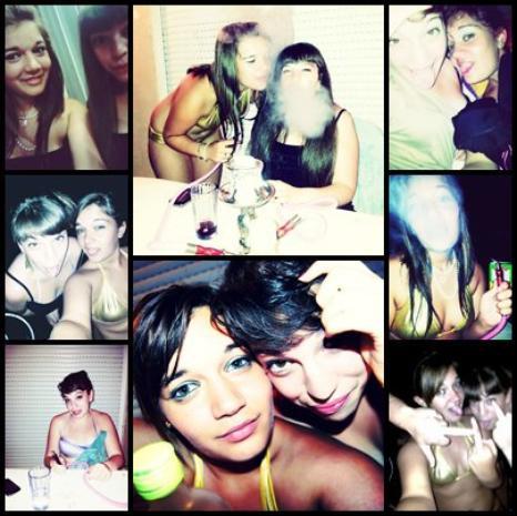 Les anges existent, mais on les appelle amis, comme toi.♥