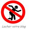 Lacher votre blog