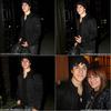 .  14/11/09 : David allant à l'anniversaire de Demi Lovato  au Roosevelt Hotel à Los Angeles .    .     Ajoute moi à tes Favoris _____  Rejoins le Groupe Fans de David.
