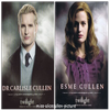 Carlisle & Esmé Cullen