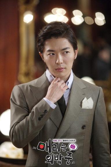 Portrait d'acteur : Kim Jae Wook