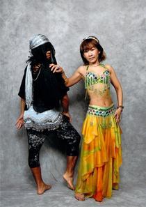 Dance Dance Belly dance  Arabian night !