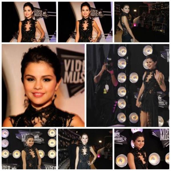 Selena au MTV Music Video Awards à Los Angeles