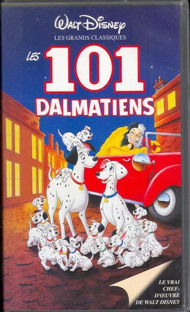 Les 101 Dalmatiens Film Musique Et Vote Voila Le Th 232 Me D