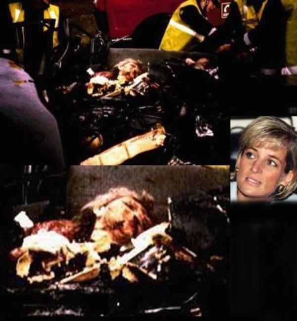 The Life Of Princess Diana Broken
