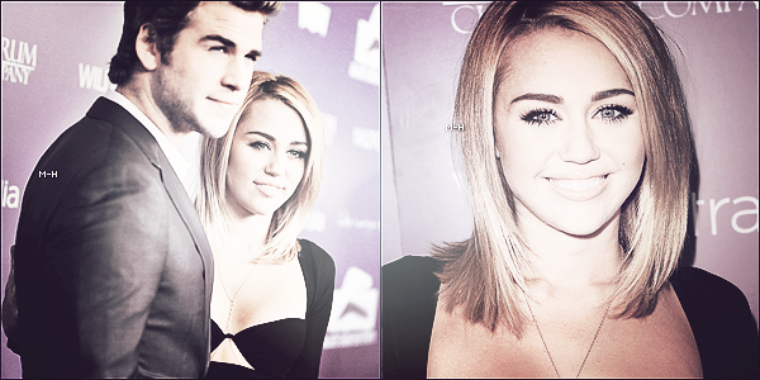 27/06/12 : Miley et Liam à l'event « Australians In Film Awards And Benefit Dinner » à L.A.