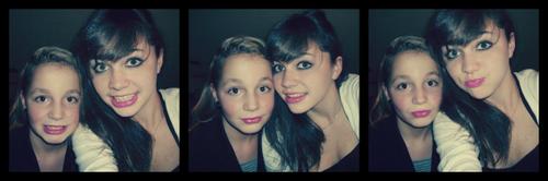 Ma petite soeur ♥