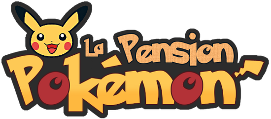 La pension Pokemon!