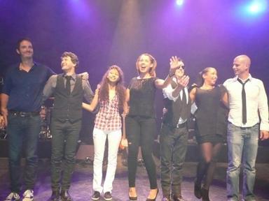 Concert à Mérignac