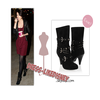 . Coté Chaussures : Selena Gomez .