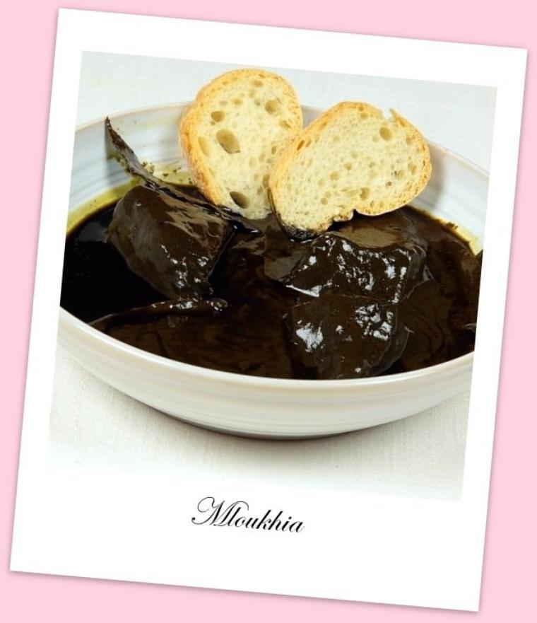 Mloukhia recette tunisienne passion cuisine petits plaisirs d 39 ici et - Cuisine tunisienne mloukhia ...