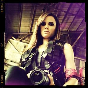 2013 April 25 - Cette semaine sur l'Instagram de Melissa Mars
