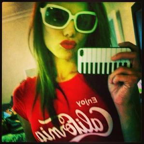 2013 May 12 - Cette semaine sur l'Instagram de Melissa Mars