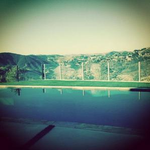 2013 Octobre 22 - Cette semaine sur l'Instagram de Melissa Mars