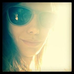 2014 January 15 - Cette semaine sur l'Instagram de Melissa Mars