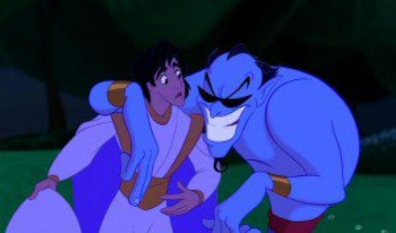 personnage dans Aladdin: Le Génie