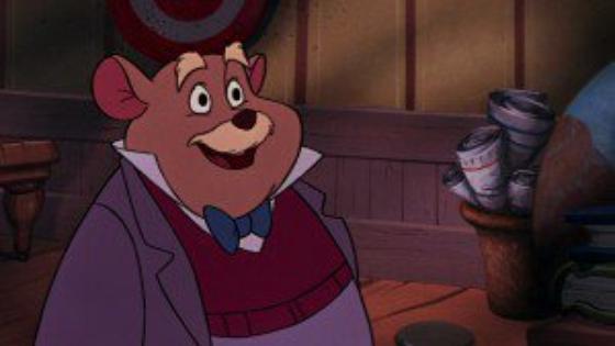 personnage dans « Basil, Détective Privé ». : Docteur Dawson