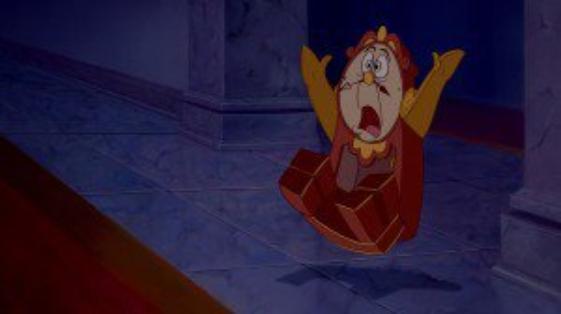 personnage dans « La Belle et la Bête » : Big Ben