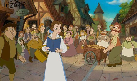 Les astuces fashion de Belle