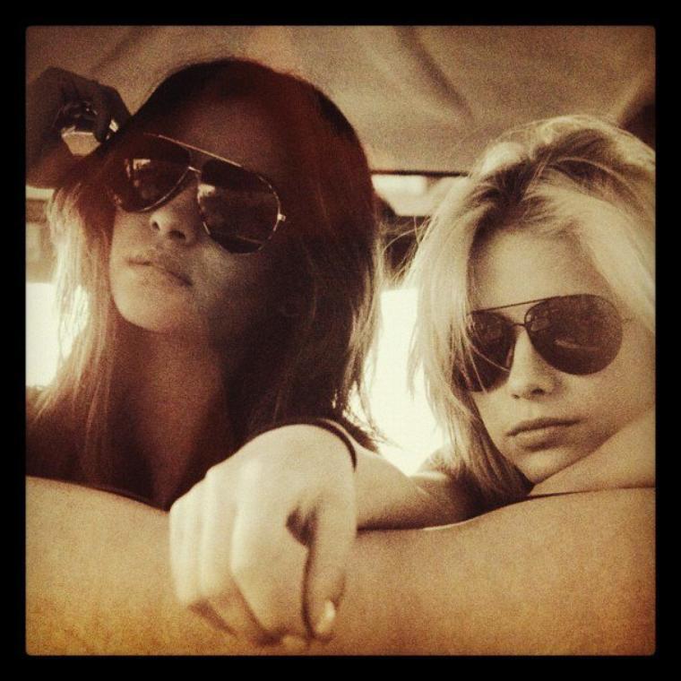 Shay et Ashley ♥