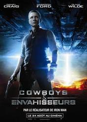 """Gagne l'un des lots du film """" Cowboys et Envahisseurs """", sortie en salle le 24 août !"""