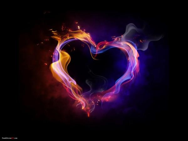 Bonne Saint valentin a tous les amoureux