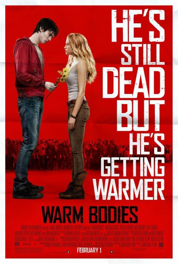 . Warm Bodies.