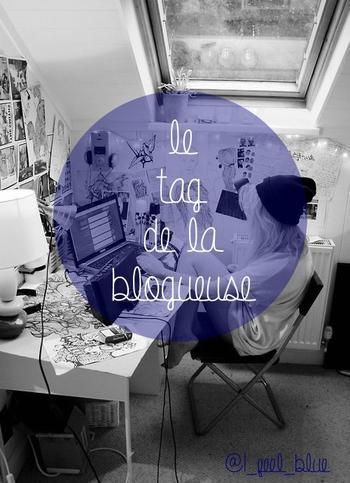 TAG - Quelle bloggeuse es-tu ??