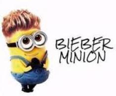 #Bieber minion