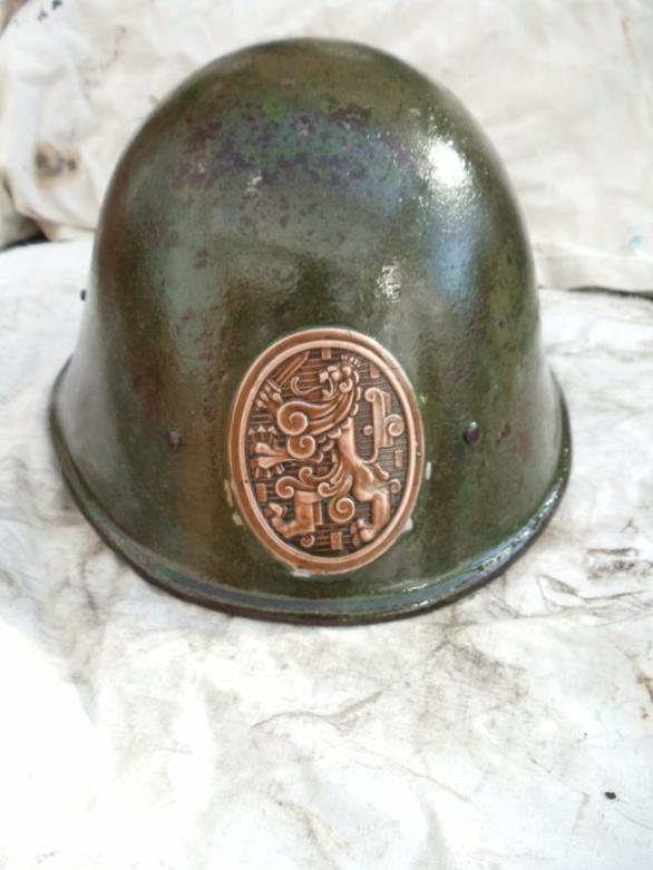 casque hollandais m34
